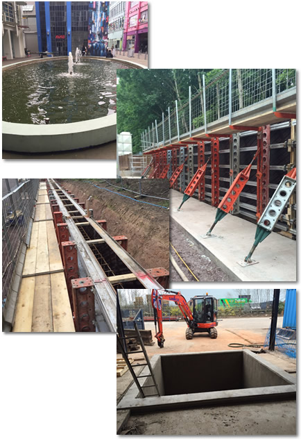 ADP Construction Ltd | Specialist Formwork and Groundworks and General Construction across the UK
